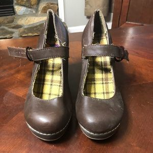 Rocket dog wedges. Only worn a few times. Size 8